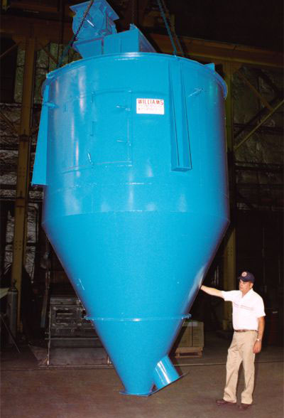 Air Classifier Mechanical Air Separators - Williams Patent Crusher