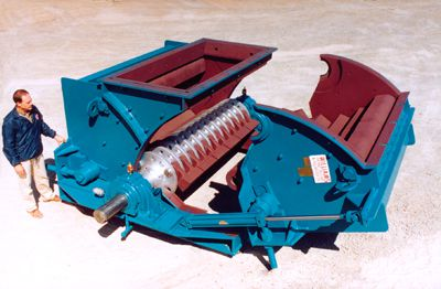 Reversible Impact Stone Crusher Features Williams Patent Crusher