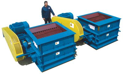 Roll Crusher Features - Williams Patent Crusher