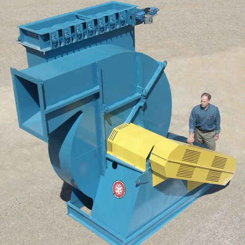 Roller Mill Primary Fan - Williams Patent Crusher