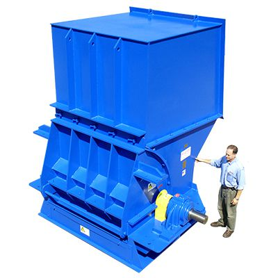 XL Rigid Arm Shredder - Williams Patent Crusher
