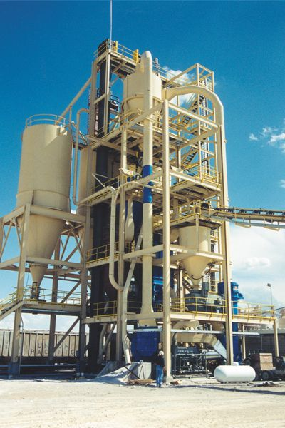 Direct Fired Roller Mill Pulverizer and Impact Dryer Mill for Limestone - Williams Patent Crusher