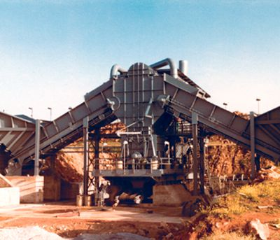 High Tonnage Hammer Mills - Willams Patent Crusher
