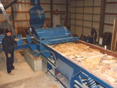 Horizontal Feed Wood Hogs - Williams Patent Crusher
