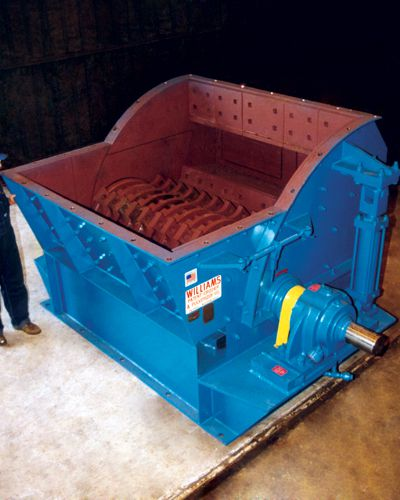 Impact Dryer Mill for Sticky Materials - Williams Patent Crusher