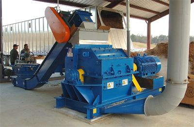 Meteor Hammer Mill Feed Grinders - Williams Patent Crusher