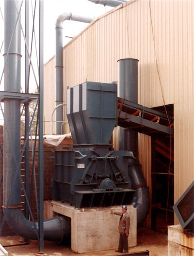 Reversible Hammer Mill Crusher - Williams Patent Crusher