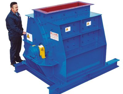Reversible Hammer Mills - Willams Patent Crusher