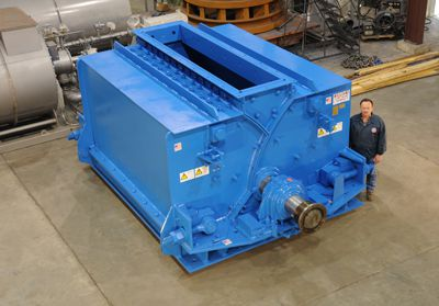 Reversible Impactors Impact Crushers - William Patent Crusher