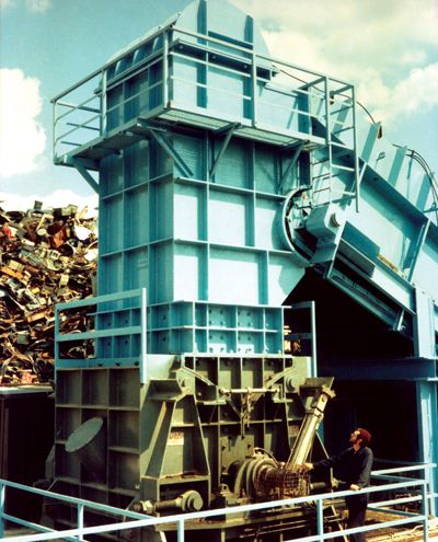 Reversible Nuggetizer Impact Crusher- Williams Patent Crusher