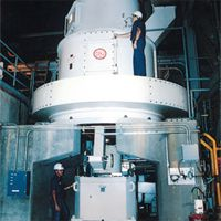 Roller Mill Pulverizer - Williams Patent Crusher