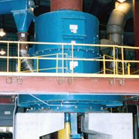 Roller Mill Pulverizers and Impact Dryer Mills Grinding and Drying - Williams Patent Crusher