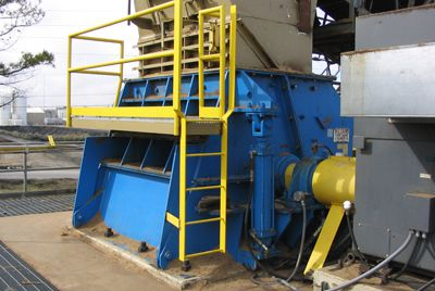 Secondary Reversible Industrial Shredders - Williams Patent Crusher