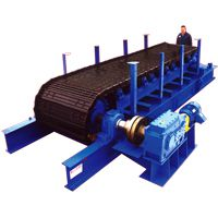 Steel Conveyors and Apron Feeders - Williams Patent Crusher