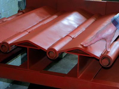 Steel Pan Conveyors - Williams Patent Crusher