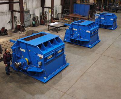 Type NF and GA Hammer Mill - Williams Patent Crusher