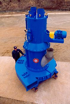 Williams Roller Mills are Superior Direct Fired Pulverizers - Williams Patent Crusher