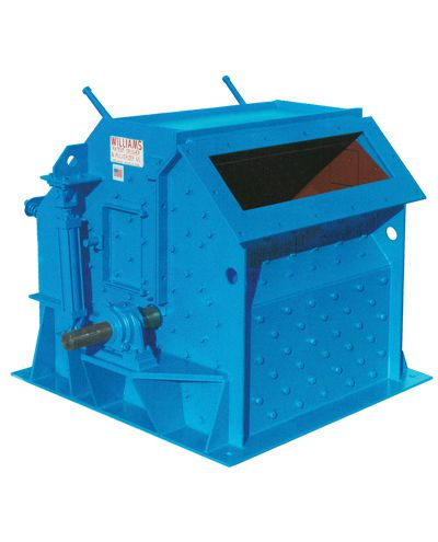 Willpactor 2 Impact Crusher - Williams Patent Crusher