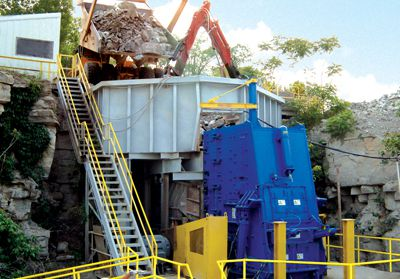 Willpactor Impact Crusher - Williams Patent Crusher